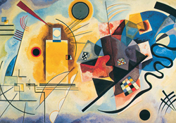 Abstract Art Puzzles
