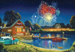 4th Of July Jigsaw Puzzles